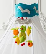 Baby Mobile - Echte Handarbeit - FourSeasonsDream™ - Tropical Island
