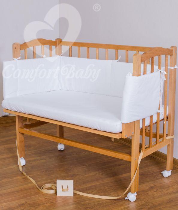 Babybett An Elternbett Befestigen