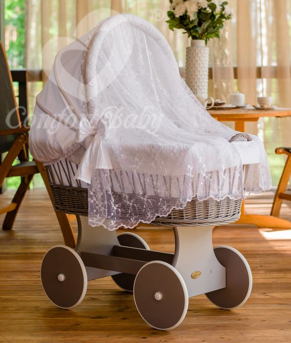 Stellage für Moskitonetz und Betthimmel Babyzimmer Bettausstattung
