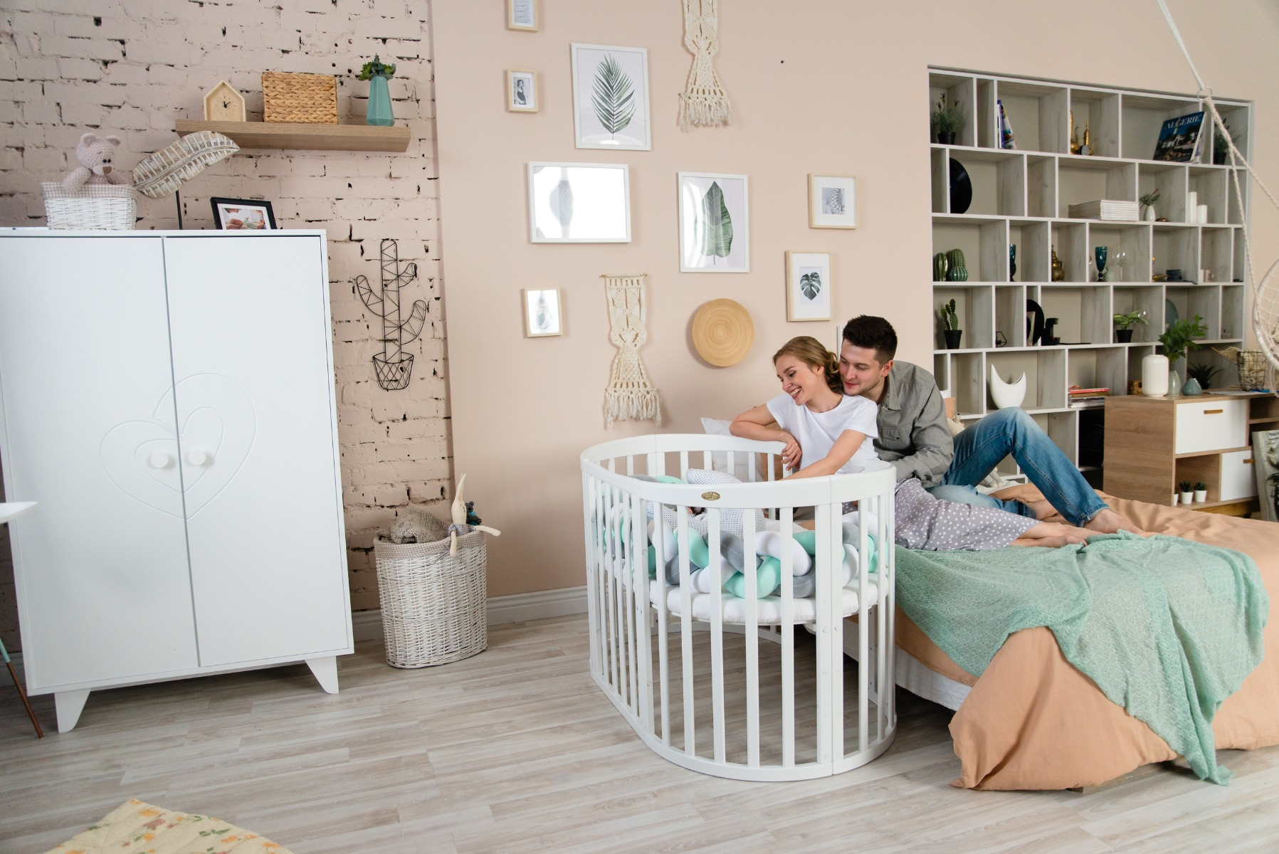 Babybett-Konfigurator